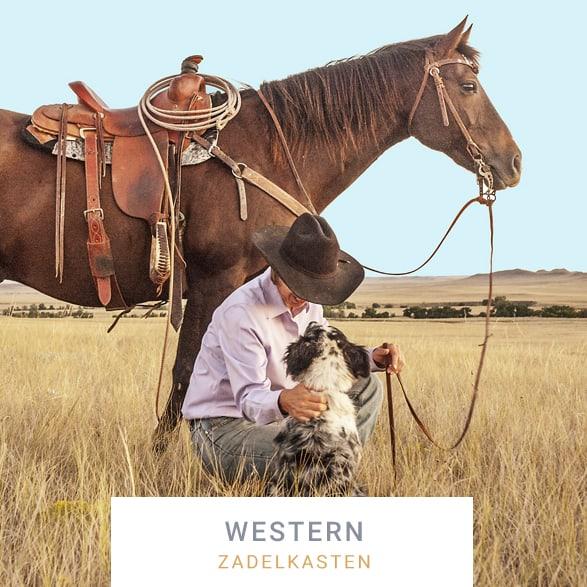 western zadelkasten