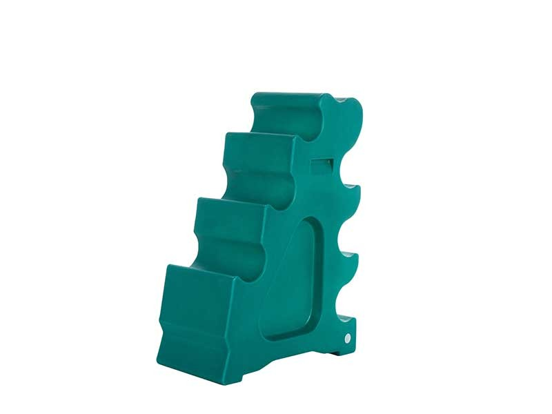 Jumping block groen