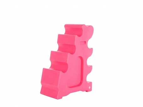 Jumping block roze